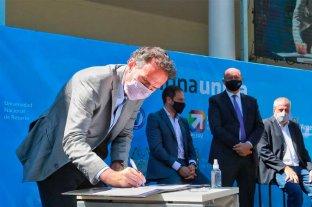 Nación invertirá 300 millones de pesos en obras en Santa Fe