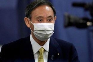 El primer ministro de Japón defendió la idea de seguir adelante con los Juegos Olímpicos