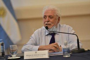 González García recibirá a diputados para analizar la campaña de vacunación en el país