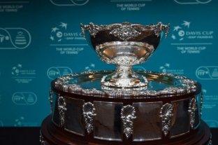 Las finales de la Copa Davis se disputarán en tres ciudades distintas durante 11 días