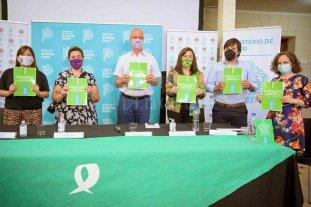 El gobierno bonaerense presentó la Guía de Implementación de la Interrupción Voluntaria del Embarazo