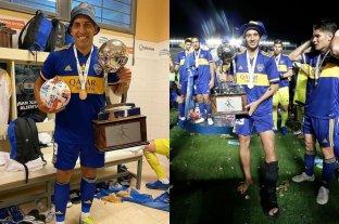 Tras ser campeones, Wanchope Ábila y Diego González fueron operados con buenos resultados