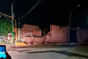 Terremoto en San Juan: dos niños resultaron con traumatismos leves y un adulto grave