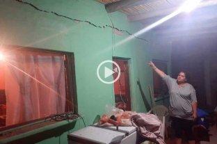 Impactantes imágenes de lo que dejó el terremoto en San Juan -