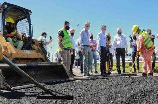 En Villa Constitución, Nación y provincia anunciaron importantes obras viales