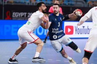 Mundial de Handball: Argentina se mide ante Dinamarca, último campeón Olímpico