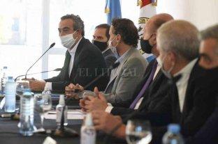 Rosario: sellan acuerdo con Nación para el financiamiento de obras en distintos barrios de la ciudad