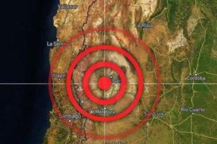 Video: así se sintió el temblor en Córdoba