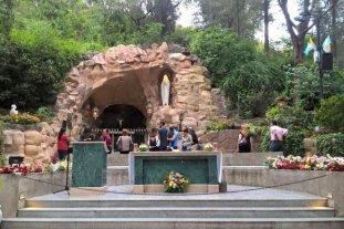 Córdoba: no se realizará la tradicional peregrinación a la Virgen de Lourdes en Alta Gracia