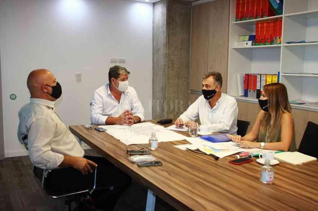 Presentaron el proyecto para ampliar la red de gas natural en Rafaela -  -