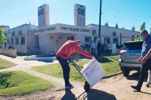 Llegó la segunda partida de la vacuna rusa al departamento San Martín