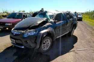 Tras un accidente fatal, vuelven a reclamar al gobierno provincial por obras en la Ruta 90 -  -