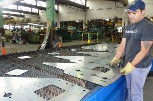 Repunta la producción industrial