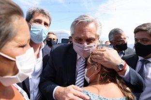 Terremoto de San Juan: Alberto Fernández visitó la zona afectada y anunció la construcción de 1800 viviendas