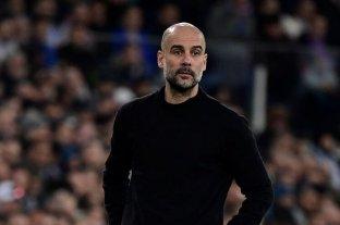 """""""Agüero no está listo, sigue aislado y no sé cuanto le queda"""", dijo Guardiola"""