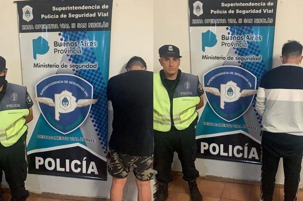 Crédito: Policía de Buenos Aires