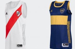 Boca y River presentarán nuevas indumentarias para sus alineaciones de básquetbol