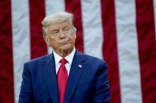 Poco antes de dejar la Casa Blanca, Donald Trump indultó a 73 personas