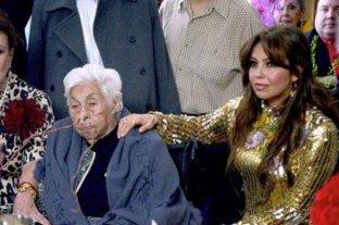 Thalía y su hermana denunciaron a un geriátrico por maltratos a su abuela de 103 años