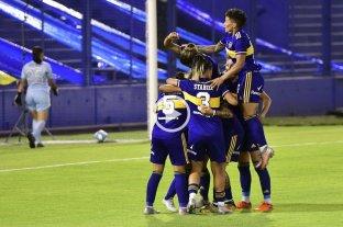 Boca goleó 7 a 0 a River y se convirtió en el primer campeón de la era profesional