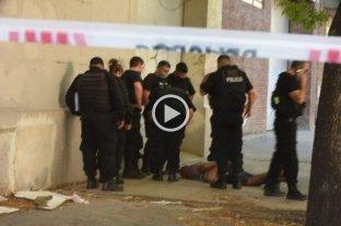 Detenido en Rosario tras asaltar una estación de servicio y huir a los tiros -  -