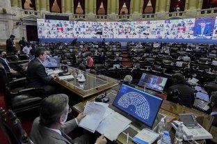 Diputados: el oficialismo consiguió la prórroga del protocolo de sesiones mixtas