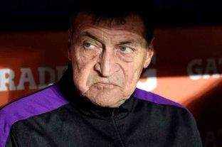 Julio César Falcioni es el nuevo técnico de Independiente