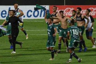 Después de tres frustraciones seguidas, Sarmiento otra vez en Primera División