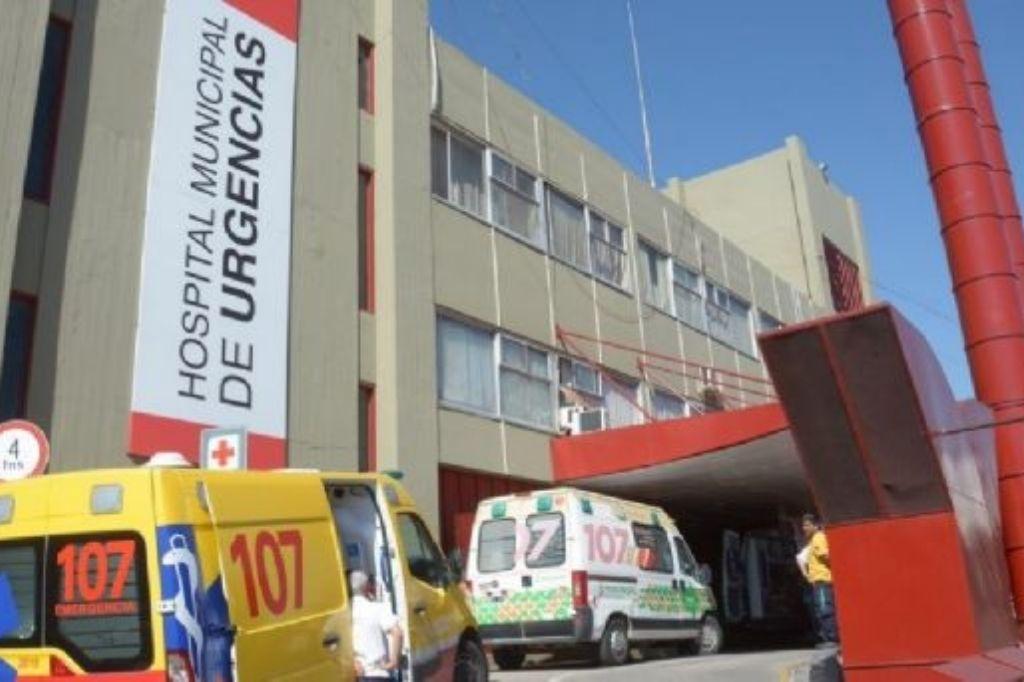 Córdoba: un ladrón que intentó robarle a un policía terminó baleado e internado - Hospital de Urgencias donde fue trasladado el herido -