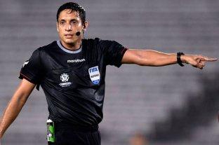 La final de la Copa Sudamericana cambia el árbitro principal por positivo de Covid-19