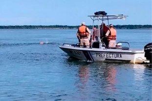 Desapareció una joven en el río Paraná
