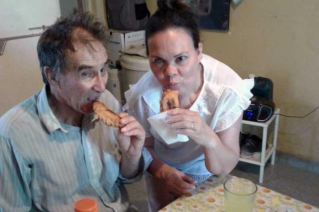Benito Sosa (65) y Estela Ríos (52) salieron a pescar la mañana del 19 de diciembre de 2017. Desde entonces nada se sabe de ellos. Crédito: Archivo El Litoral