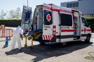Nuevo récord de contagios en una España cada vez más golpeada por el coronavirus