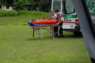 Jujuy: rescataron a un gaucho que cayó a un precipicio tras ser embestido por un animal