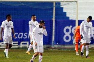 Real Madrid sufre una derrota y eliminación histórica ante Alcoyano