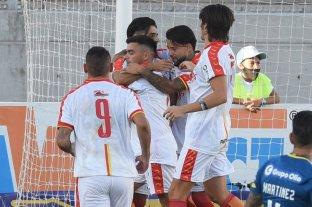 Boca Unidos goleó a Rosario Central y avanzó en la Copa Argentina