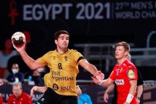 Mundial de Handball: los Gladiadores se enfrentan a Japón