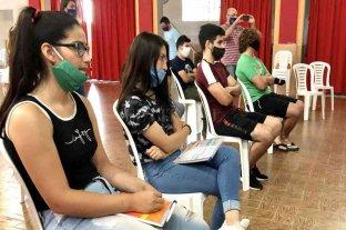 """Avanza la implementación de """"Santa Fe Más"""" en el interior santafesino"""