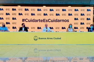 Vuelven las clases en Ciudad Autónoma de Buenos Aires -  -