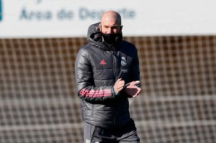Zidane fue ratificado como entrenador del Real Madrid
