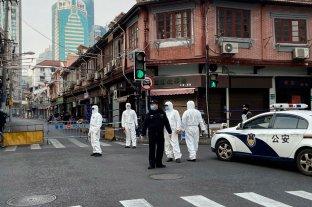 Ante la aparición de casos de coronavirus, Beijing aisló todo un barrio