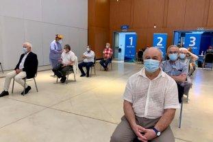 Arrancó la vacunación a mayores de 60 años en Córdoba