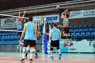 La primera etapa de la Liga Argentina masculina de vóleibol comienza en Paraná