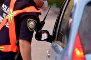 Córdoba: un policía fue detenido por robo