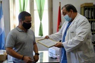 El Concejo destacó el trabajo del personal de salud de la ciudad