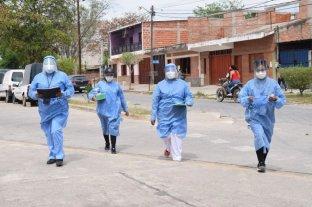 Jujuy profundiza rastrillajes sanitarios ante el aumento de contagios de coronavirus