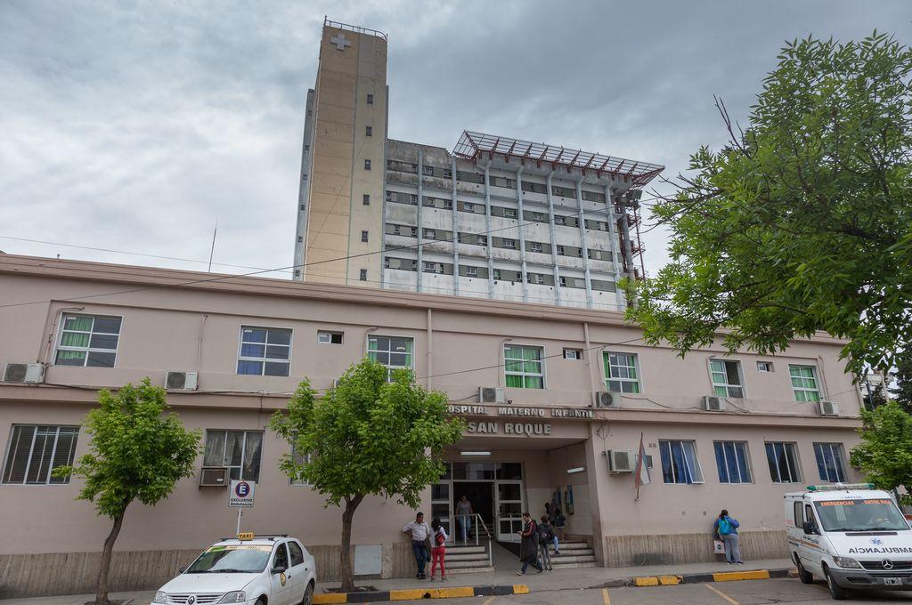 El menor se encuentra internado en grave estado en terapia intensiva del Hospital San Roque de Paraná. Crédito: Archivo