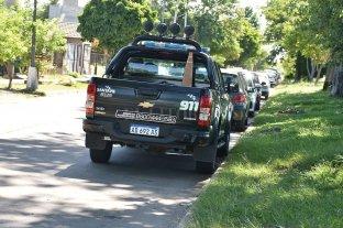 Los Alisos: disponen un móvil policial de vigilancia para evitar más asentamientos