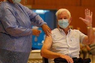 """""""La Universidad Nacional de Córdoba tiene que dar el ejemplo"""", dijo el rector tras vacunarse"""