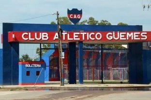 Güemes, el primer club del fútbol santiagueño en adherirse a la Ley Micaela